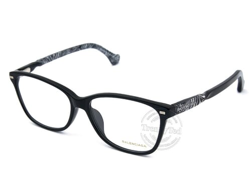 عینک طبی BALENCIAGA مدل 4007 رنگ 001