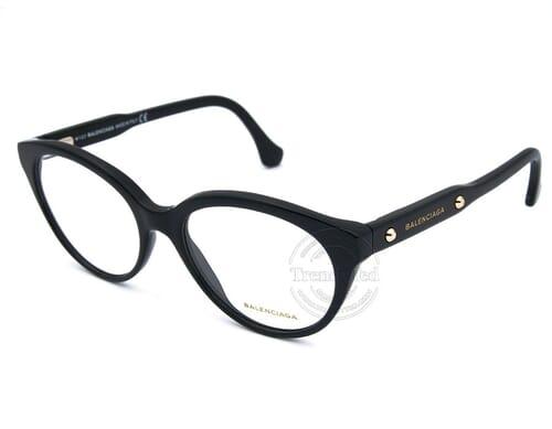 عینک طبی BALENCIAGA مدل 5001 رنگ 001