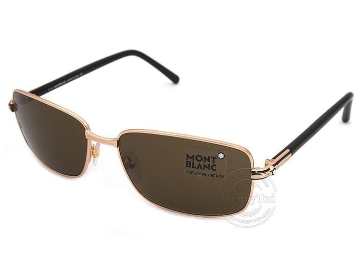 عینک افتابی MONT BLANC مدل 503S رنگ 28J