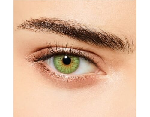 Jungle Fever colored contact lens
