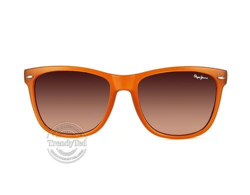 کیس عینک آفتابی مردانه زنانه اورجینال پپه جینز مدل 7049 رنگ C34